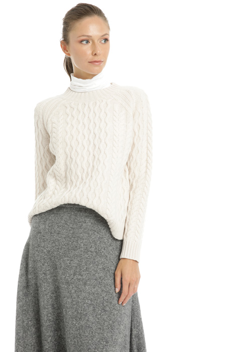 Raglan sleeve sweater Intrend