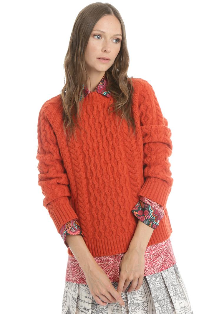 Raglan sleeve sweater Intrend