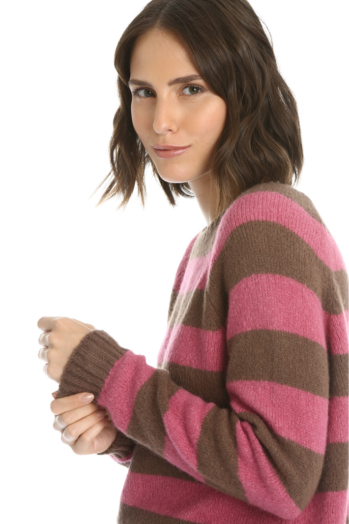 Alpaca yarn jumper Intrend