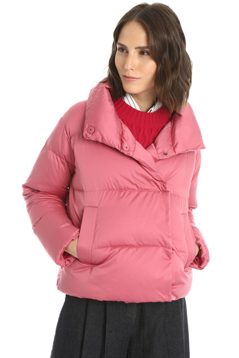 Water resistant down jacket Intrend