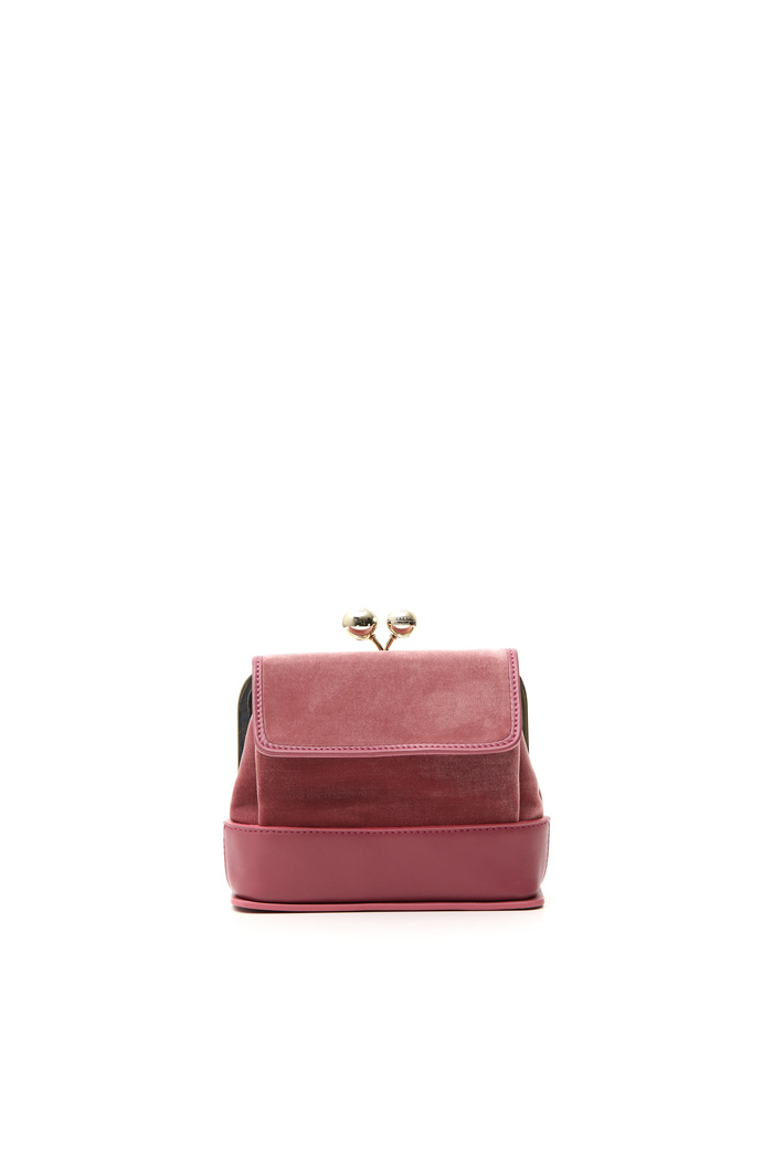 Velvet belt bag Intrend