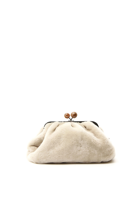Sheepskin bag Intrend