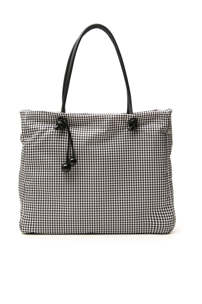 Lined shopping bag Intrend