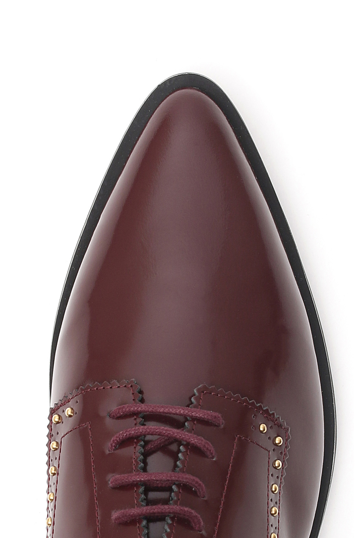 Studded laces shoes Intrend