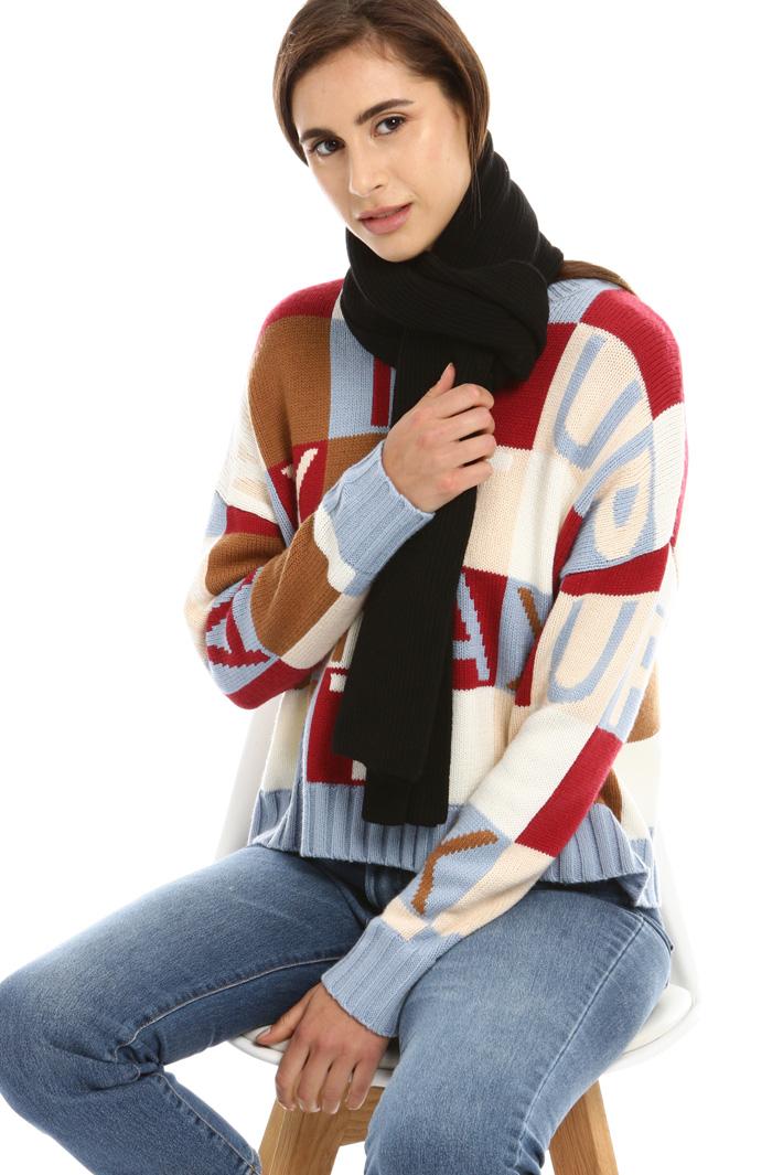 Cashmere blend scarf Intrend