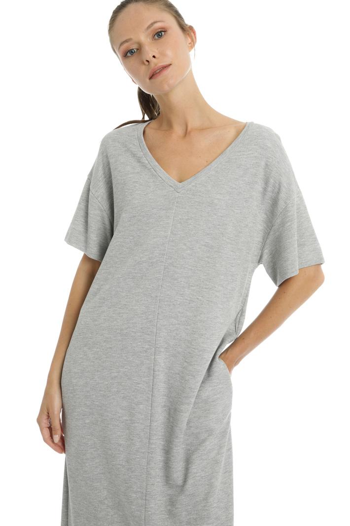 Jersey tunic dress Intrend