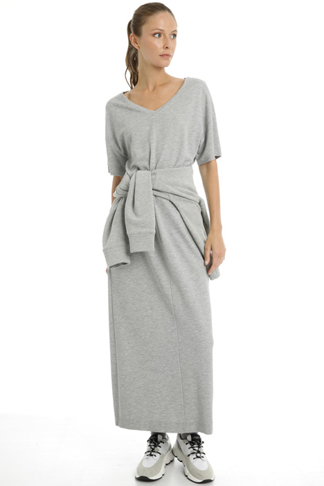 Jersey tunic dress Intrend