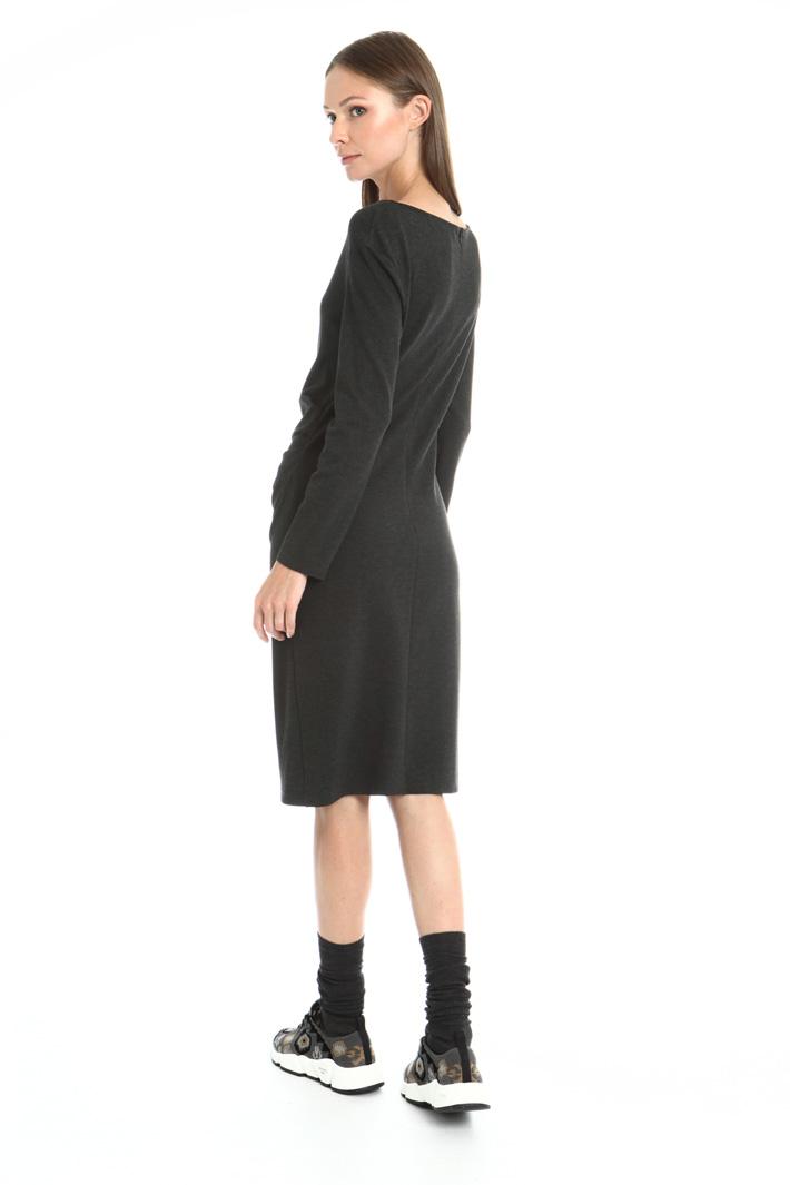 Stretch sheath dress Intrend