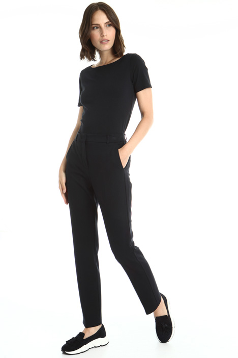 Pantaloni in jersey stretch Intrend
