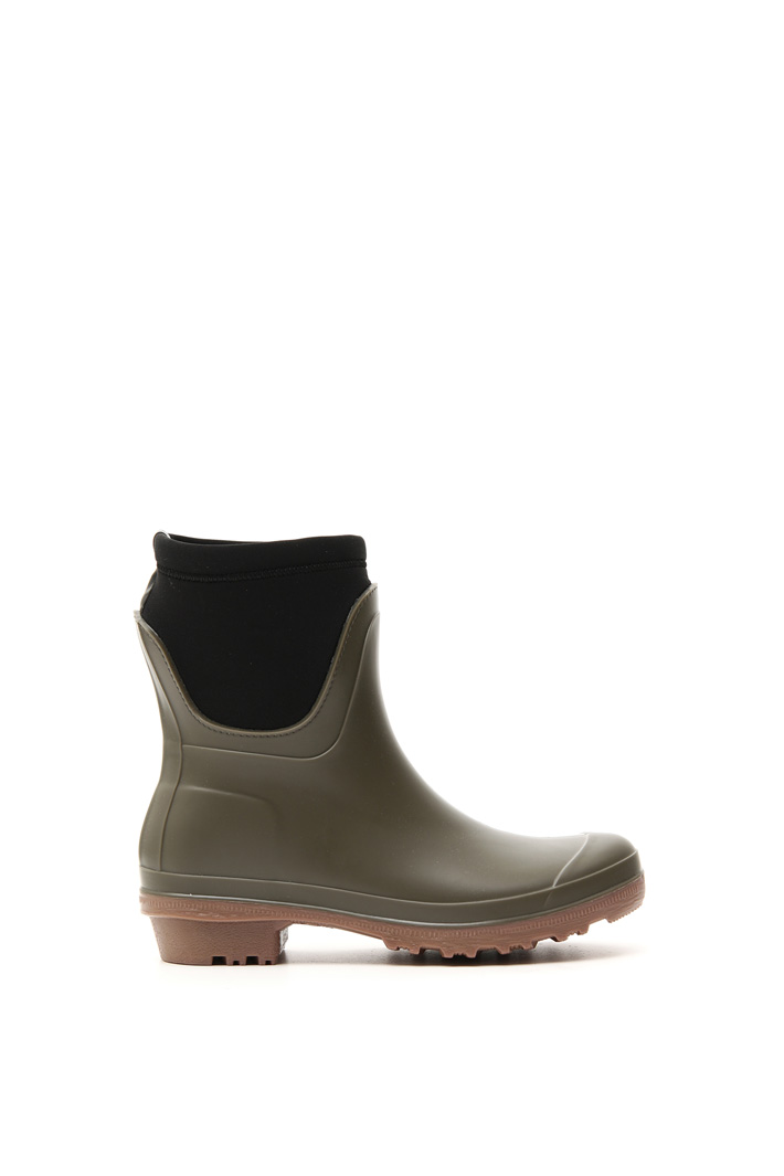 Rubber boot Intrend