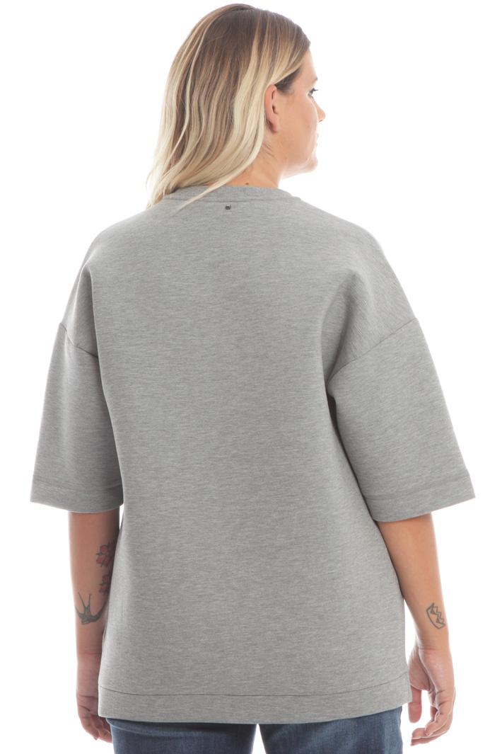 Bonded jersey sweatshirt  Intrend