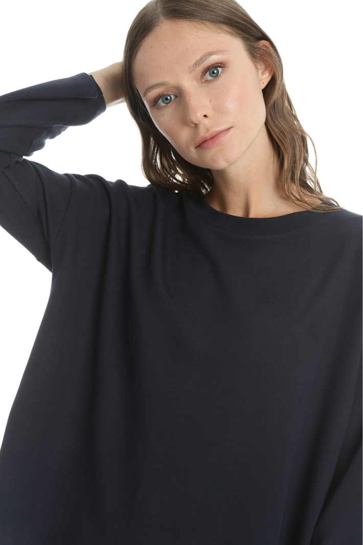 Viscose jersey sweatshirt Intrend
