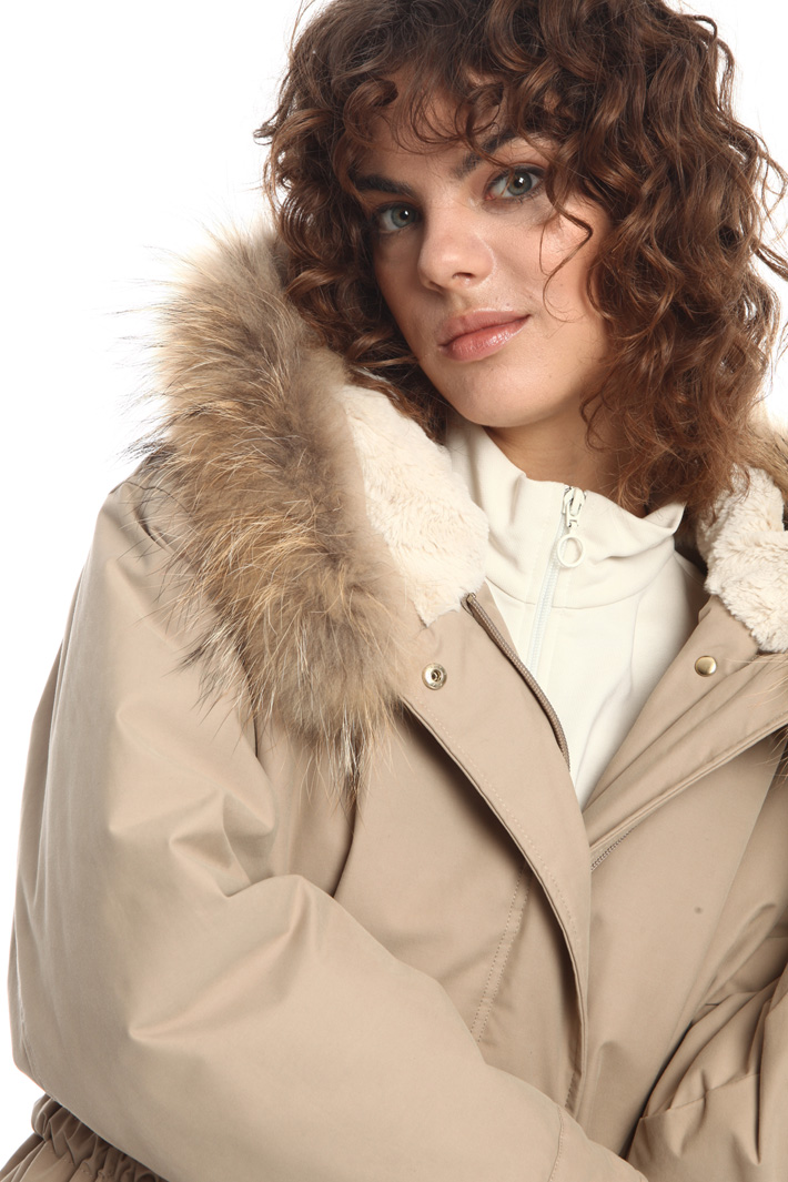 Hooded parka  Intrend