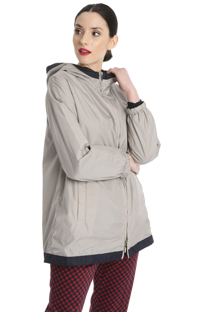 Reversible hooded parka Intrend