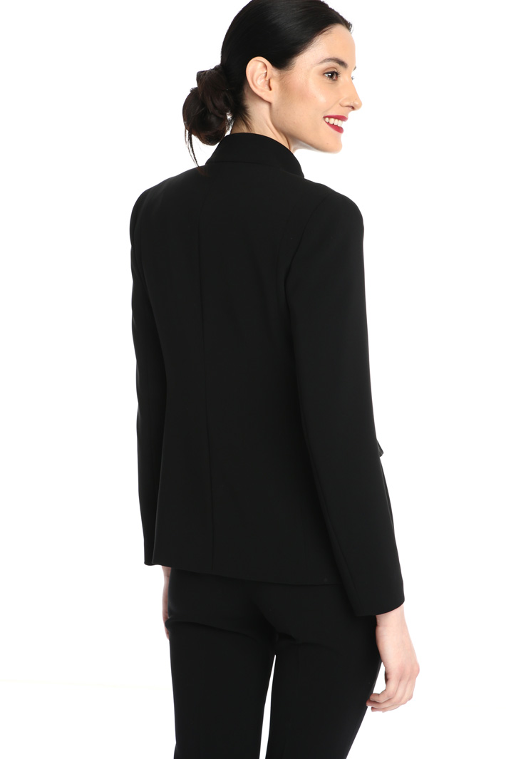 One button cady blazer Intrend