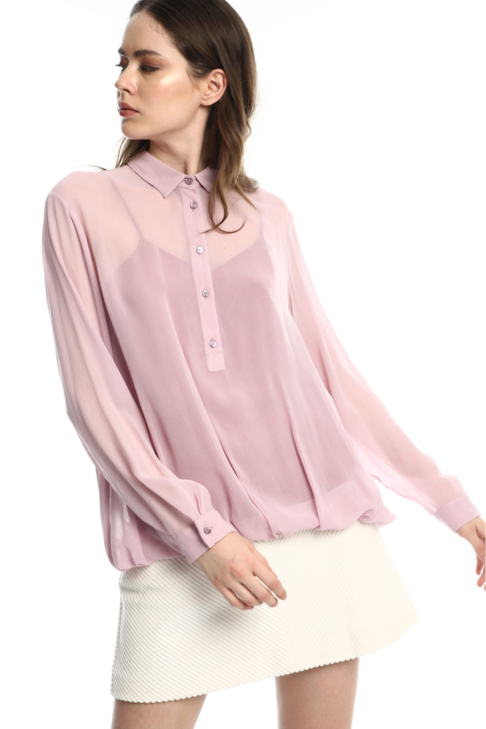 Georgette blouse Intrend