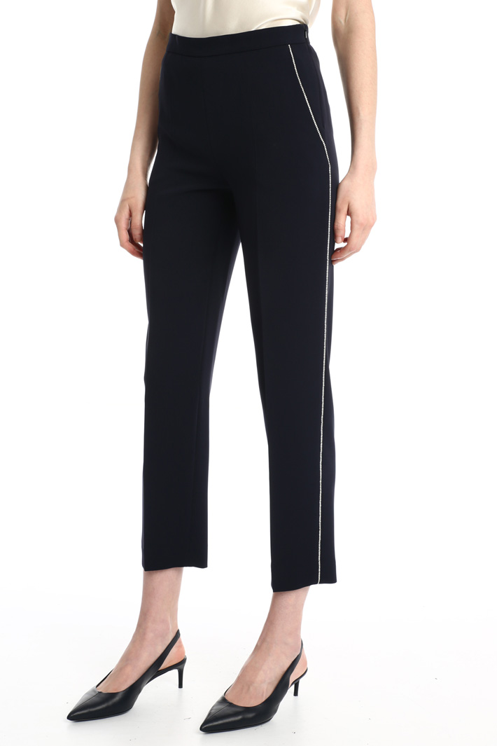 Cady trousers with r Intrend