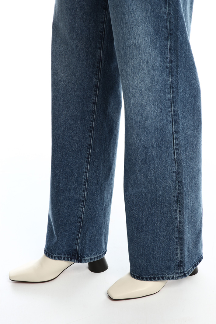 High-waisted jeans Intrend