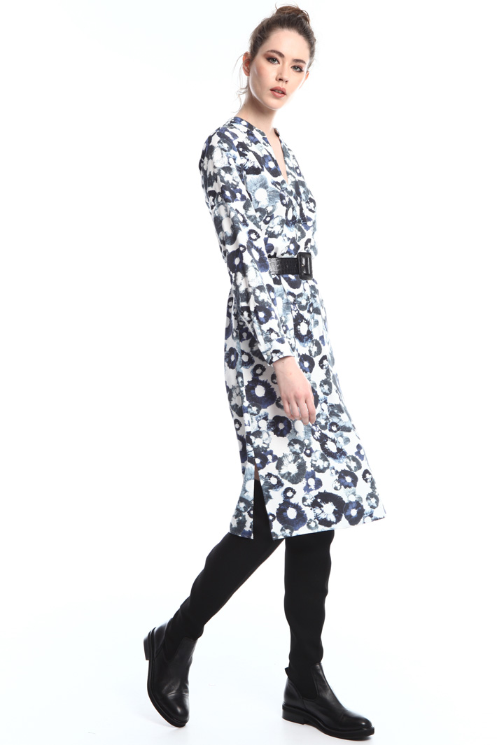 Printed tunic dress Intrend