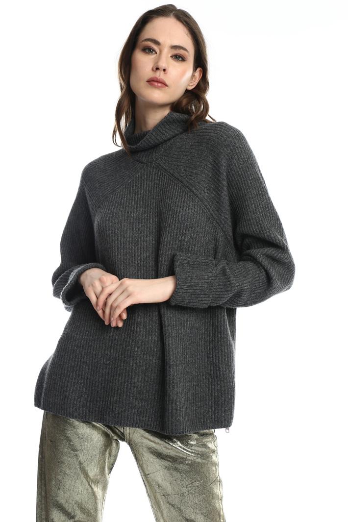 Wool blend turtleneck Intrend