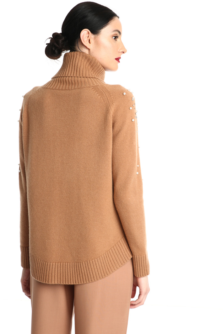 Cashmere blend turtleneck Intrend