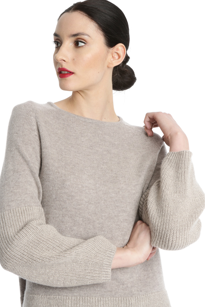 Cashmere and wool jumper Intrend