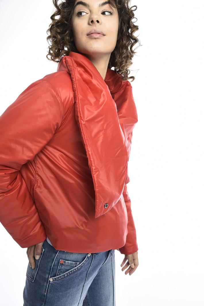 Maxi collar jacket  Intrend