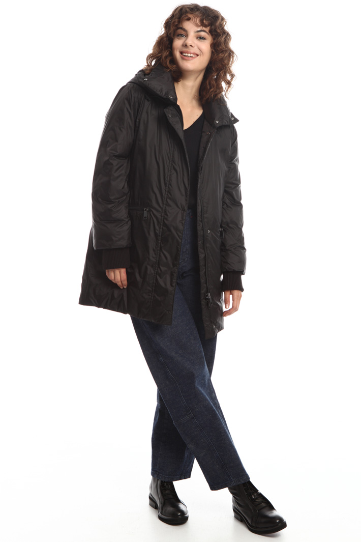 Padded jacket with hood Intrend