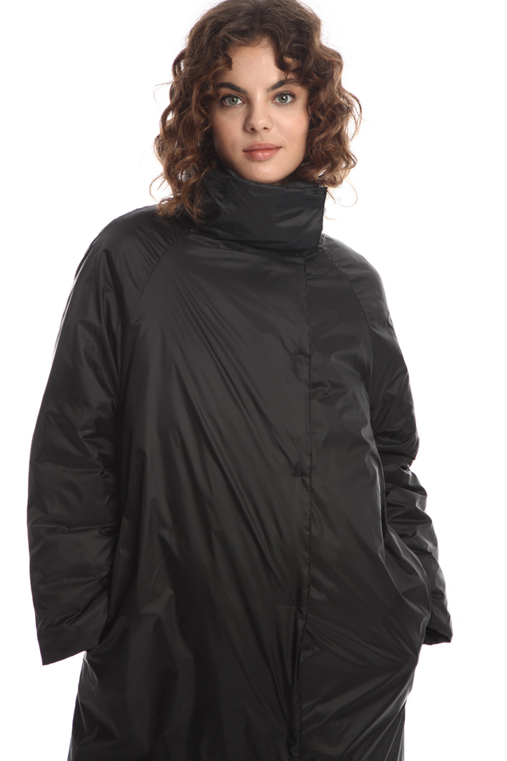 High neck padded jacket Intrend