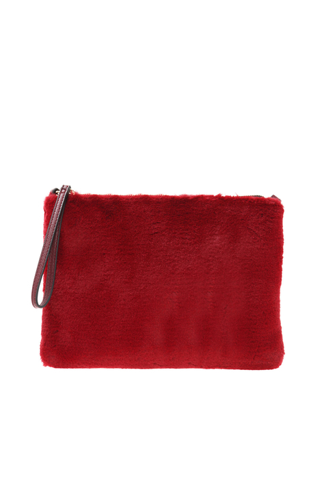 Small fur crossbody Intrend