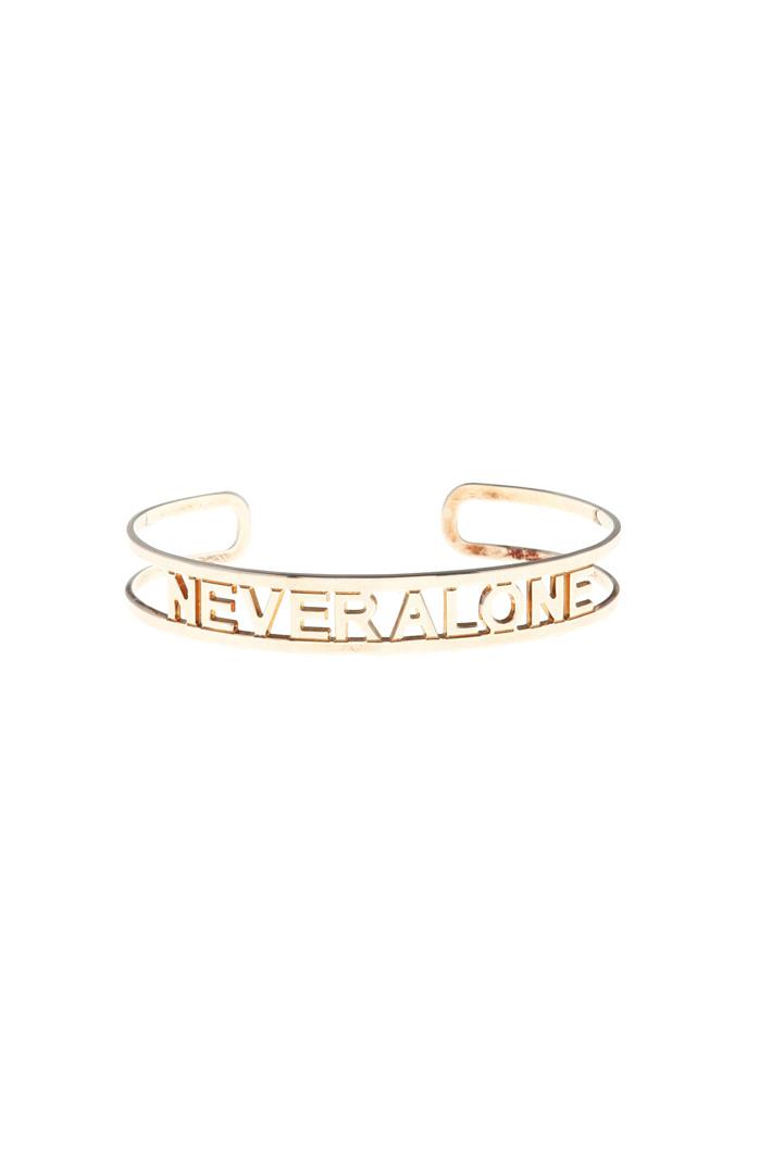 Metal cuff bracelet Intrend