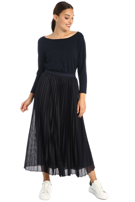 Pleated midi-skirt  Intrend