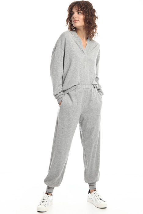 Pantaloni jogger in jersey Intrend