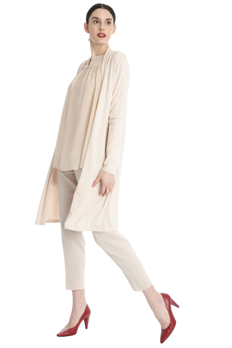 Viscose jersey cardigan Intrend