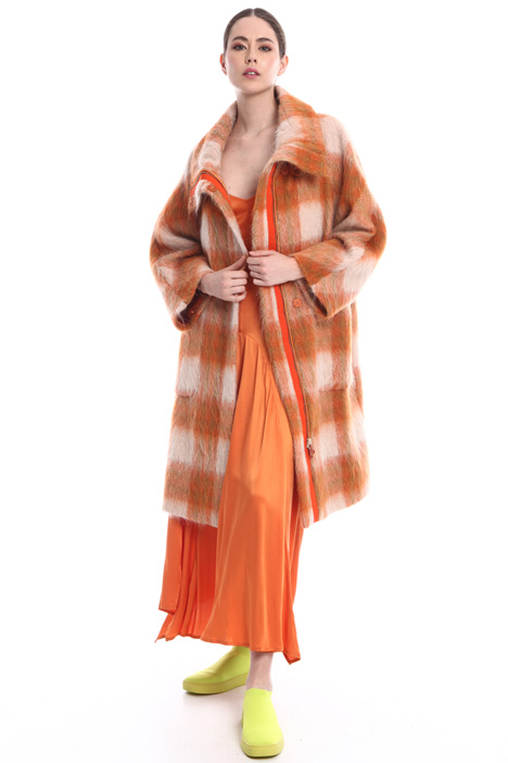 Cappotto oversize in lana Intrend