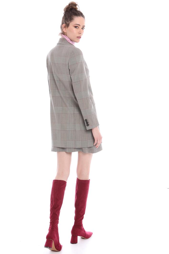 Stretch wool blazer Intrend