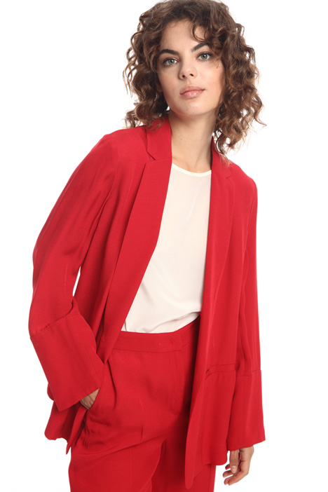 Envers satin jacket Intrend