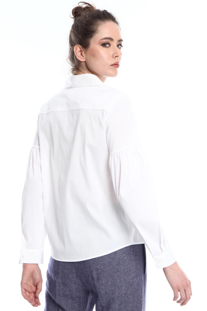 Tuxedo style shirt   Intrend