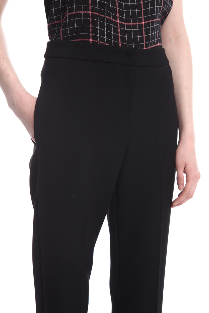 Heavy cotton trousers Intrend