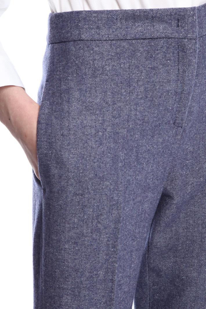 Chevron trousers Intrend