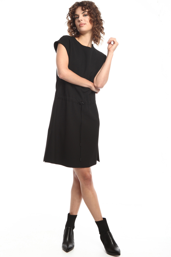 Double cotton tunic dress Intrend