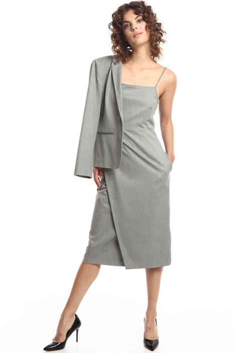 Viscose sheath dress  Intrend