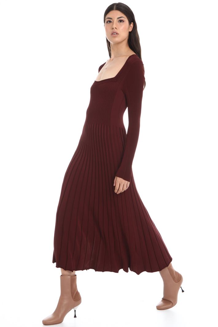Knitted dress Intrend