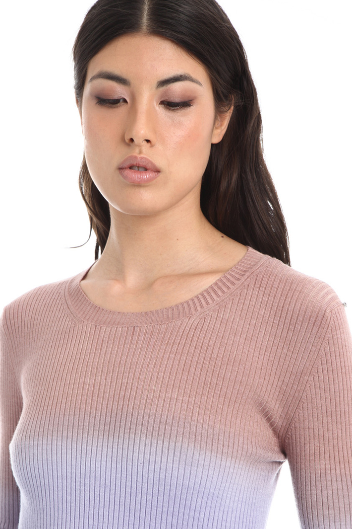 Wool blend knit dress Intrend