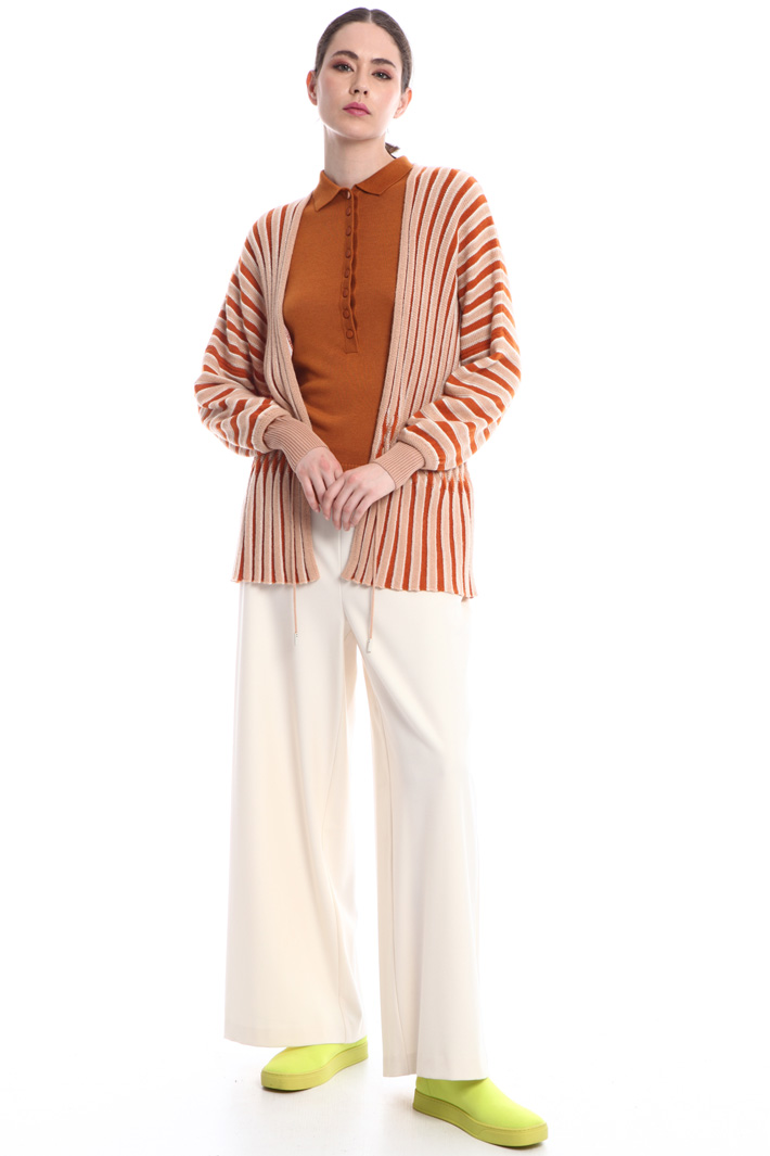 Drawstring cardigan Intrend