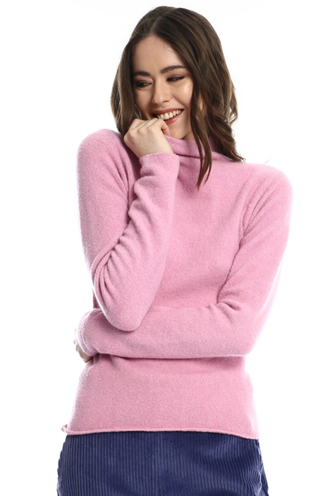 Wool funnel neck sweater Intrend