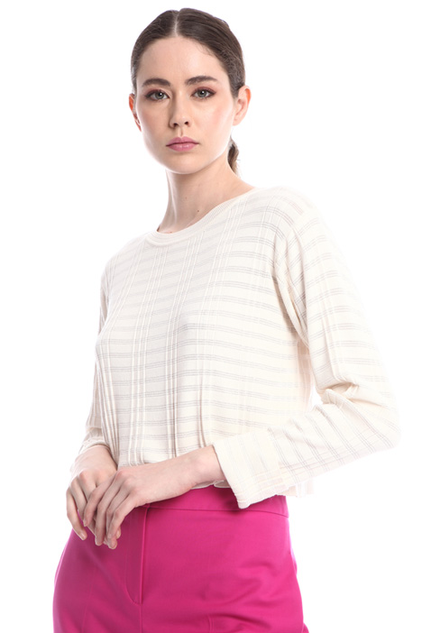 Crop sweater  Intrend