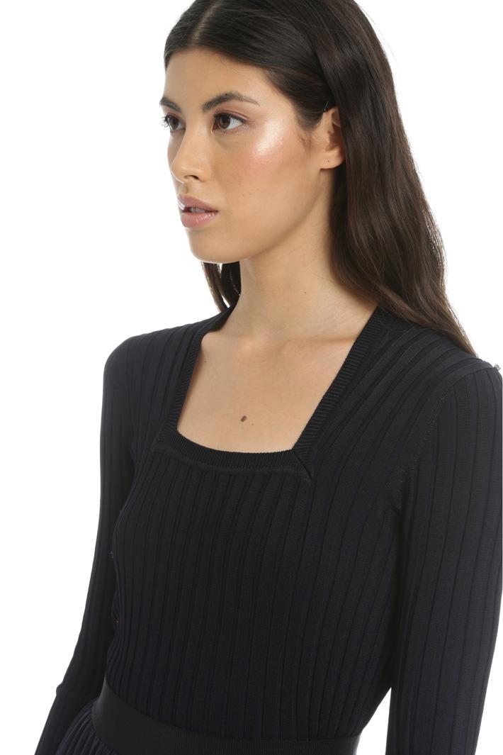 Square neck sweater Intrend