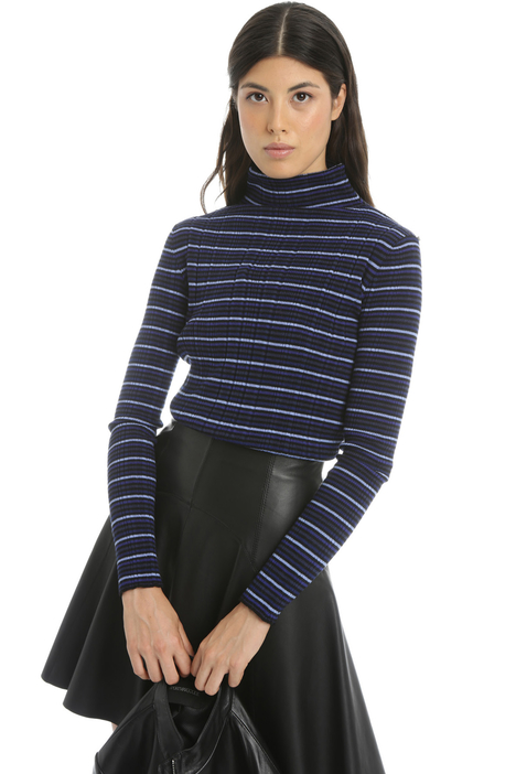 Long sleeve fitted turtleneck Intrend