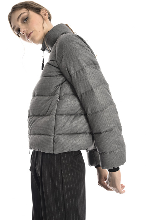 Short quilted puffer jacket Intrend